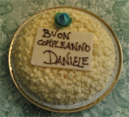 Buon Compleanno A Daniele Danielete White House
