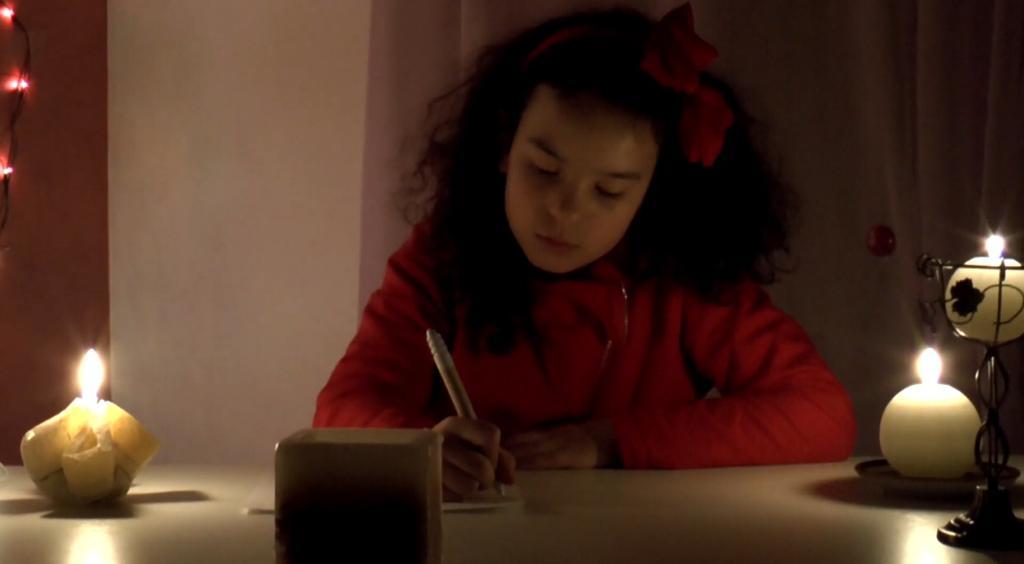 Buon Natale Que Significa.Lettera A Santa Cluas Video Buon Natale Da Nursind