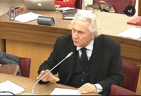 Cavicchi alla camera sulla riforma degli ordini proposta for Componenti camera dei deputati