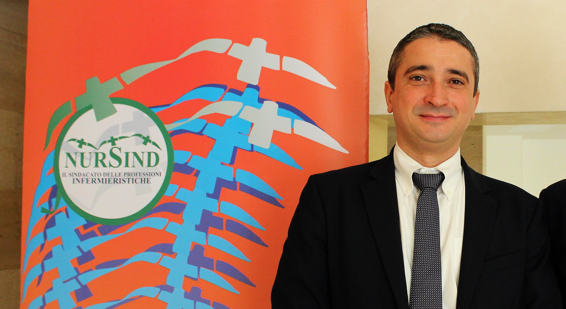 Francesco Frittitta. Coordinatore Regionale NurSind Sicilia