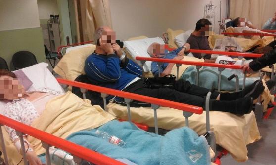 Pontedera situazione critica all 39 ospedale lotti nursind basta con i salti mortali - Richiesta letto ortopedico asl ...