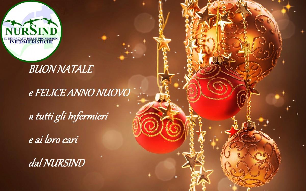 Buon Santo Natale.A Tutti Gli Infermieri Buon Natale E Felice Anno Nuovo
