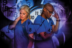 Risultati immagini per lavoro usurante infermieri