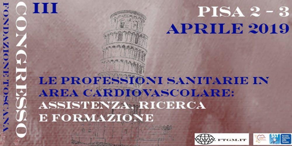 Le Professioni Sanitarie in Area Cardiovascolare..